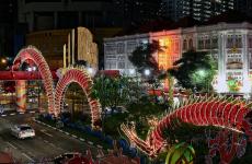 FAP Singapore Chinatown 2012