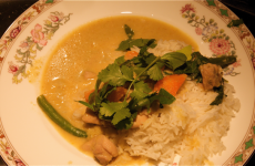 far curry for far blog