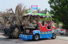 BHI 2012 Golf Cart Parade Contestants