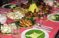 Hari Raya Puasa feast