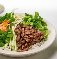 Bun Thit Nu'ong - BBQ Pork Noodle Salad