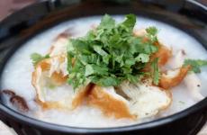 Cantonese style congee
