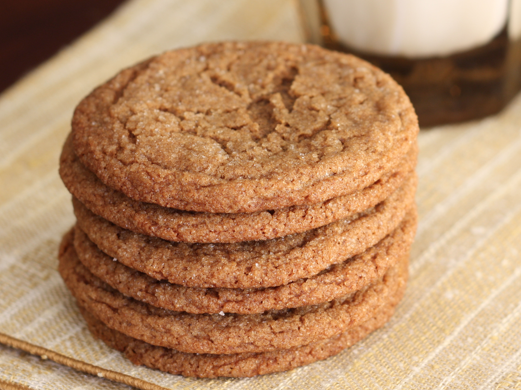 Love these ginger cookies!